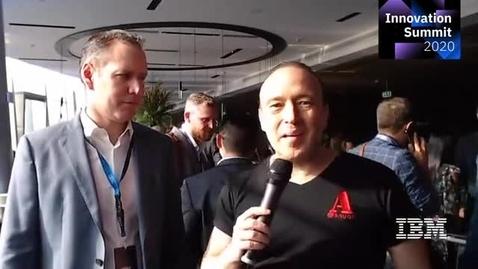 Thumbnail for entry Agenda IBM Innovation Summit 2020