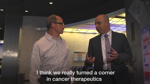 Thumbnail for entry IBM Watson Health and Pfizer Collaborating to Accelerate Immuno-oncology Research