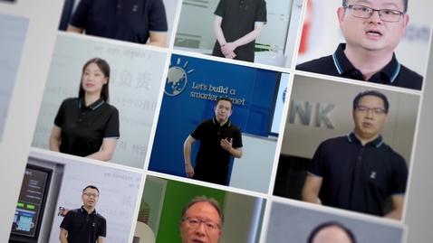 Thumbnail for entry Speaker演讲预热视频