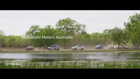 Thumbnail for entry Mitsubishi Motors Australia: Lograr la escalabilidad por medio de la migración a la nube
