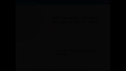 Thumbnail for entry Getting Started with ODM on Cloud Part 3 - Defining decision operations
