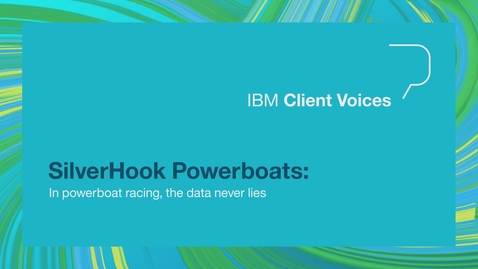 Thumbnail for entry In Powerboat racing, the data never lies
