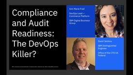 Thumbnail for entry Compliance and Audit Readiness_ The DevOps Killer_