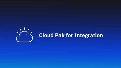 Thumbnail for entry Cloud Pak for Multicloud Management