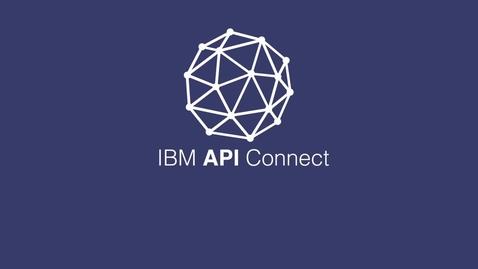 Thumbnail for entry Code Pattern: 使用无服务和 API 技术增强企业应用程序