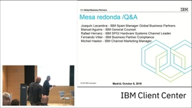 Thumbnail for entry IBM Integrity Summit 2018 - Mesa Redonda
