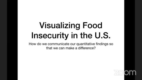 Thumbnail for entry 将美国食品不安全进行产品可视化