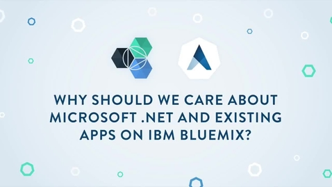 Thumbnail for entry IBM Cloud - The Platform Built on Open Source