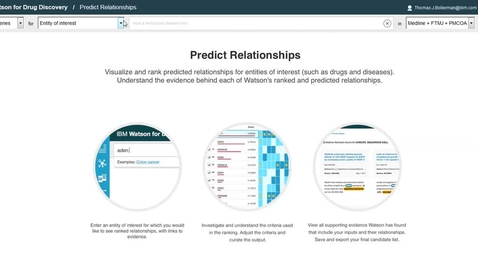 Thumbnail for entry Predict Relationships