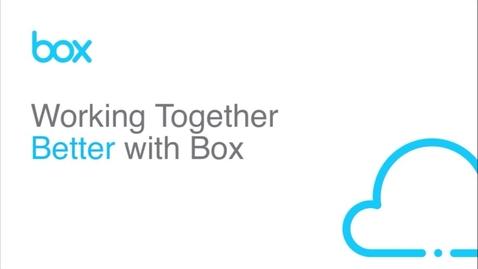 Thumbnail for entry IBM Tech Training - GOLDEN Box Demo