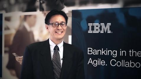 Thumbnail for entry IBM API 经济推动新的银行服务