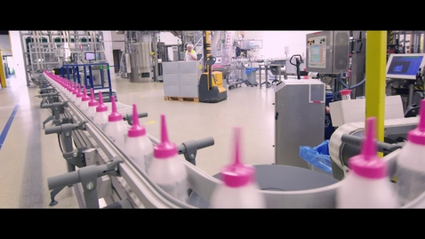 Thumbnail for entry L'Oréal   IBM_ A Makeover for Industry 4.0