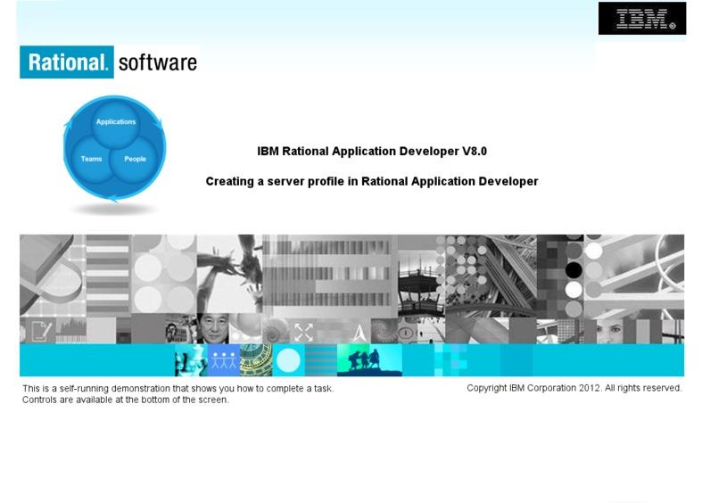 P. : integrating maven with ibm rational application developer (rad.