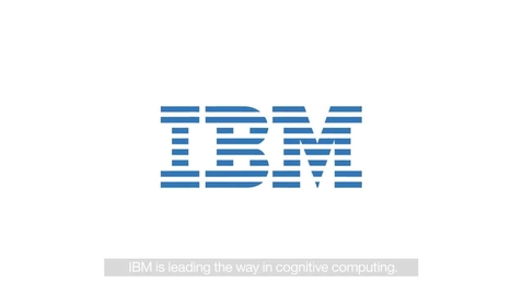Thumbnail for entry HSBC and IBM develop cognitive intelligence solution to digitize global trade