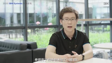 Thumbnail for entry 眼见为实 - 国内首台z15开箱