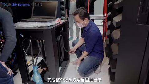 Thumbnail for entry 眼见为实:国内首台 z15 开箱