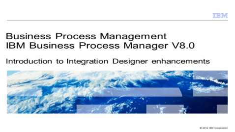 Thumbnail for entry Introduction to Integration Designer enhancements