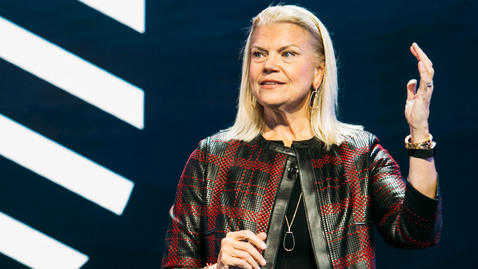 Thumbnail for entry Ginni Rometty Security Summit 2019