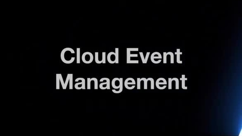 Thumbnail for entry IBM Cloud Event Management - Be Notified Promptly Demo