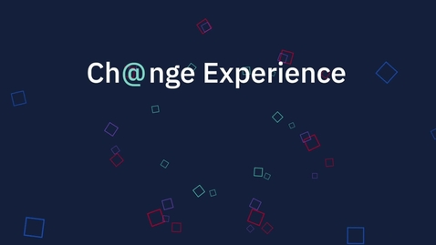 Thumbnail for entry Ch@nge Experience - IBM Colombia