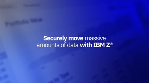 Thumbnail for entry Bank of New York Mellon securely moves massive amounts of data with IBM Z