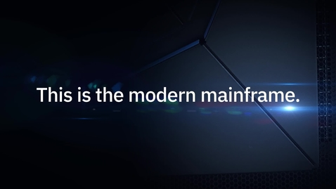 Thumbnail for entry What is a mainframe? Meet today's computing powerhouse running workloads the world relies on 24x7