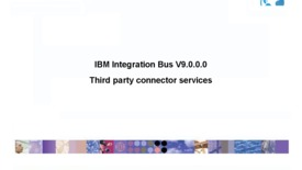 Thumbnail for entry Third party connectors