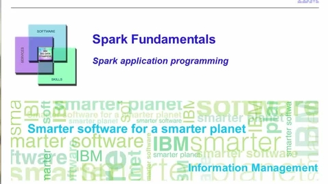 Thumbnail for entry Application Programming - Part 1