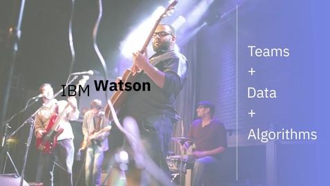 Thumbnail for entry IBM Watson Studio Desktop (15 sec)