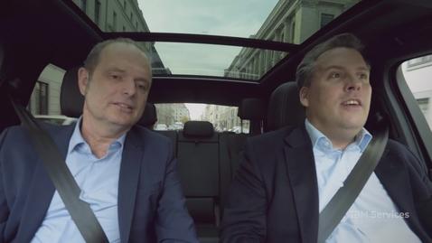 Thumbnail for entry Personnaliser l'expérience de conduite   IBM Services + Volkswagen