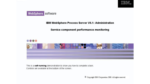 Thumbnail for entry Viewing service component performance
