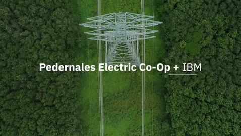 Thumbnail for entry Pedernales Electric Co-op creates member savings using IBM Vegetation Management