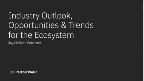 Thumbnail for entry Market opportunity for NextGen Partners