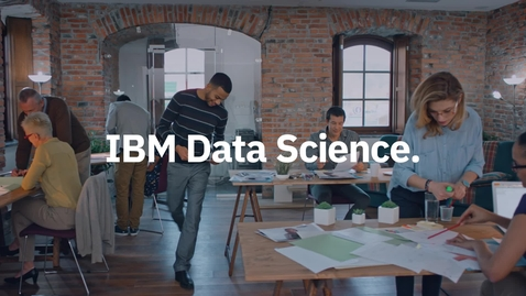 Thumbnail for entry 在 IBM Cloud Pak for Data上实现数据科学和人工智能的现代化