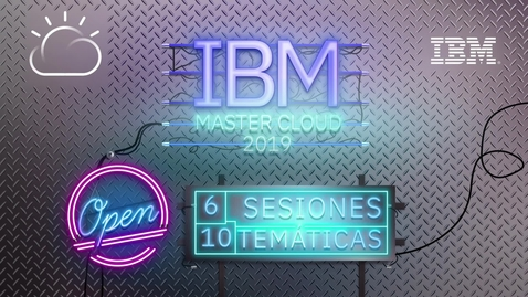 Thumbnail for entry IBM Master Cloud Colombia