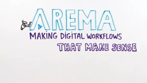 Thumbnail for entry AREMA making digital workflows that make sense