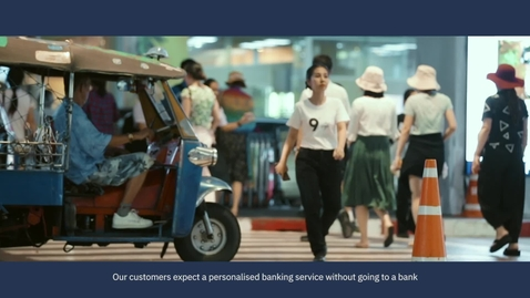 Thumbnail for entry IBM Services Breakthrough Partnerships : Bank of Ayudhya PLC (Krungsri)