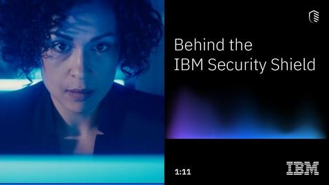Thumbnail for entry Derrière l'IBM Shield