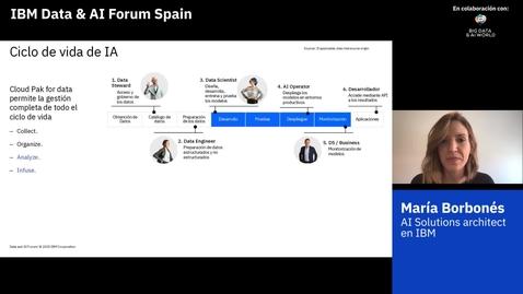 Thumbnail for entry Ética y operacionalización de la IA
