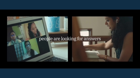Thumbnail for entry IBM & COVID-19: Answers Today