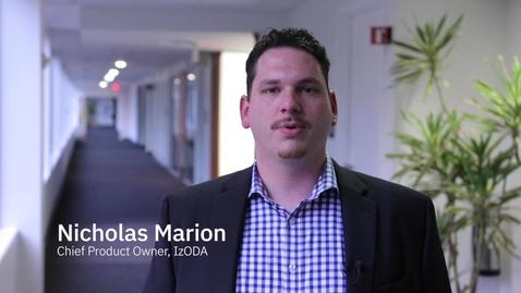 Thumbnail for entry IBM Open Data Analytics for z/OS (IzODA): Introduction
