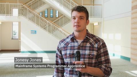Thumbnail for entry New to Z Spotlight : Jonesy Jones