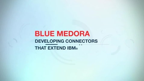 Thumbnail for entry Blue Medora centralizes data analytics with IBM