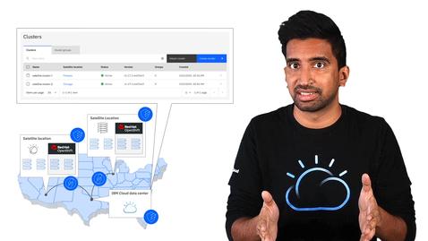 Thumbnail for entry Intro to IBM Cloud Satellite