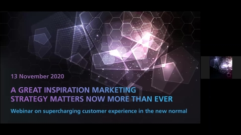 Thumbnail for entry A Great Inspriration Marketing Strategy Matters Now More Than Ever