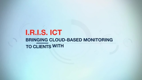 Thumbnail for entry IRIS ICT delivers cloud-based monitoring using IBM Tivoli software