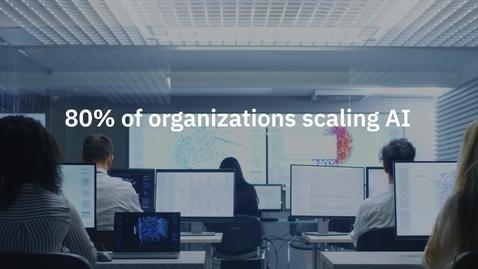 Thumbnail for entry IDC Leadership Conversation: Integrating AI