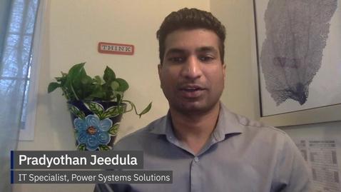 Thumbnail for entry Pradyothan Jeedula - PowerVC