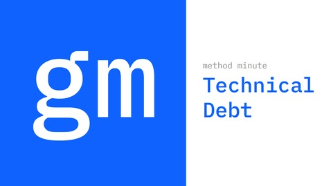 Thumbnail for entry How to pay back technical debt
