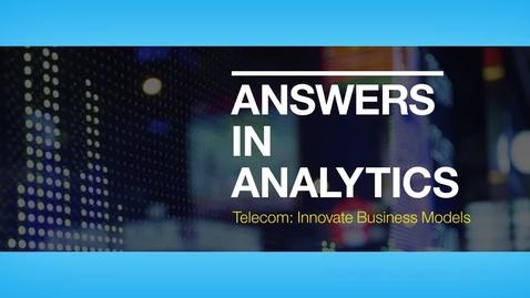 Thumbnail for entry Verizon Innovating Business Models